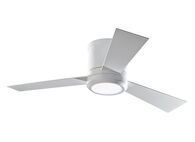 CLARITY II 42-INCH CEILING FAN, Matte White, medium