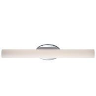 LOFT LED BATHROOM VANITY & WALL LIGHT, Chrome, medium