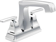 ASHLYN TWO HANDLE CENTERSET LAVATORY FAUCET, Chrome, medium