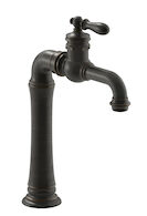 ARTIFACTS® GENTLEMAN'S™ BAR SINK FAUCET, Oil-Rubbed Bronze, medium