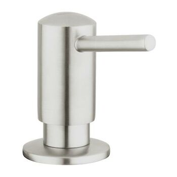 TIMELESS SOAP AND LOTION DISPENSER, SuperSteel Infinity, large