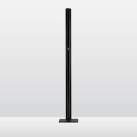 ILIO 2700K LED FLOOR LAMP, 1640W, Black, medium