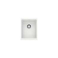 PRECIS UNDERMOUNT .75 SINGLE BOWL SINK, White, medium