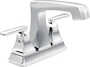ASHLYN TWO HANDLE CENTERSET LAVATORY FAUCET, Chrome, small
