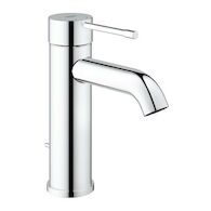 ESSENCE SINGLE-HANDLE BATHROOM SINK FAUCET, S-SIZE, StarLight Chrome, medium