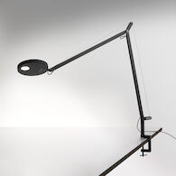 DEMETRA 3000K LED TABLE LAMP WITH CLAMP, DEM1TC30K, Anthracite Grey, medium