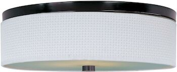 ELEMENTS 3-LIGHT FLUSH MOUNT, Oil Rubbed Bronze, large