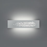 ISLET 3000K LED WALL SCONCE LIGHT, 16270, White, medium