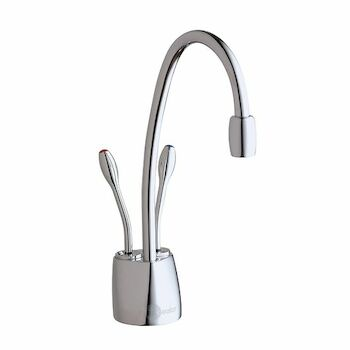 INDULGE CONTEMPORARY HOT/COOL FAUCET, Chrome, large