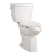 CRISTA TWO-PIECE ELONGATED TOILET BOWL, , medium