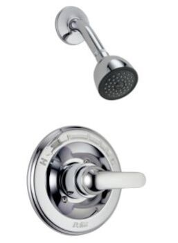 CLASSIC MONITOR 13 SERIES SHOWER ONLY TRIM, 1.5 GPM, Chrome, large