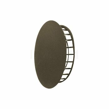 MERIDIANO 10 1/2-INCH 2700K LED WALL SCONCE LIGHT, 4720, Khaki, large
