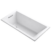 UNDERSCORE® RECTANGLE 60 X 30 INCHES DROP IN BATHTUB, White, medium