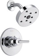 TRINSIC MONITOR 14 SERIES H2OKINETIC SHOWER TRIM, Chrome, medium
