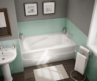 PROFESSIONAL SERIES FT6030 5' BATHTUB, , medium