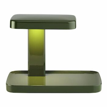 PIANI ITALIAN TABLE LAMP BY RONAN AND ERWAN BOUROULLEC, Green, large