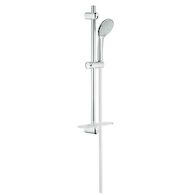 EUPHORIA 110 DUO SHOWER RAIL SYSTEM, StarLight Chrome, medium