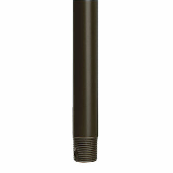 24-INCH CEILING FAN EXTENSION DOWNROD, Oil Rubbed Bronze, large