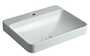 VOX® RECTANGLE VESSEL BATHROOM SINK WITH SINGLE FAUCET HOLE, Ice Grey, small