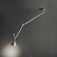 TOLOMEO OFF-CENTER SUSPENSION, Aluminum, medium