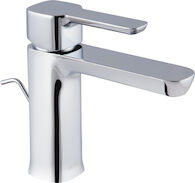 KAMI SINGLE HANDLE LAVATORY FAUCET, Chrome, medium