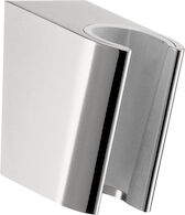 PORTER S HAND SHOWER HOLDER, Chrome, medium