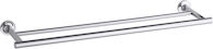 PURIST® 24-INCH DOUBLE TOWEL BAR, Polished Chrome, medium