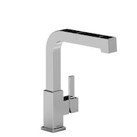 MIZO KITCHEN FAUCET WITH 2-JET PULL OUT SPRAY, Chrome, medium