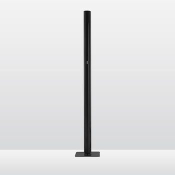ILIO 3000K LED FLOOR LAMP, 16400, Black, large
