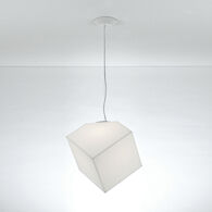 EDGE 30 LED-T PENDANT LIGHT, 12940, White, medium