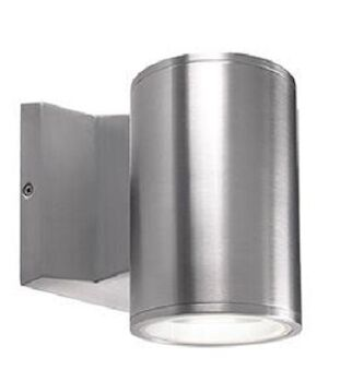 NORDIC LED EW310 OUTDOOR WALL SCONCE, Silver, large