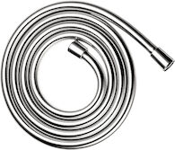 "80"" TECHNIFLEX HOSE, Chrome, medium"
