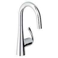 LADYLUX PRO PULL DOWN KITCHEN FAUCET, StarLight Chrome, medium
