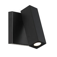KLEIN 3000K LED HEADBOARD READING LIGHT, Black, medium
