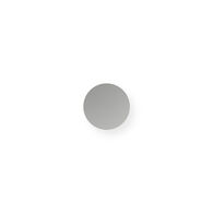 PUCK WALL ART 15 3/4-INCH SINGLE 2700K LED WALL SCONCE LIGHT, 5471, Grey L2, medium