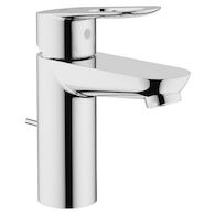 BAULOOP BATHROOM SINK FAUCET, StarLight Chrome, medium