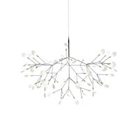 HERACLEUM II LED PENDANT, Copper, medium