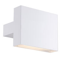 TIGHT LIGHT LED WALL SCONCE BY PIERO LISSONI, White, medium