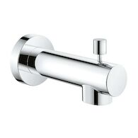 CONCETTO DIVERTER TUB SPOUT, StarLight Chrome, medium