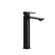 EQUINOX SINGLE HANDLE TALL LAVATORY FAUCET, Black, medium
