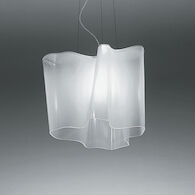 LOGICO SINGLE MICRO SUSPENSION, Milky White, medium
