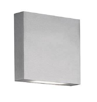 MICA WALL SCONCE, Brushed Nickel, large