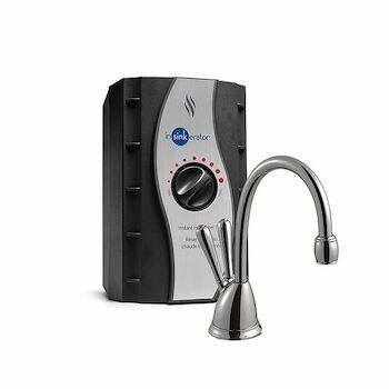 INVOLVE HC-VIEW INSTANT HOT WATER DISPENSER SYSTEM, Chrome, large