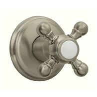 GENEVA VOLUME CONTROL TRIM, Brushed Nickel, medium