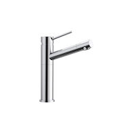 ALTA SINGLE HANDLE BAR FAUCET, Chrome, medium