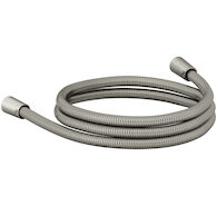 AWAKEN(R) 72-INCH RIBBON HOSE, Vibrant Brushed Nickel, medium