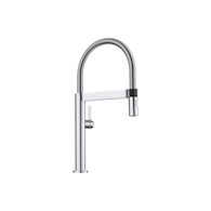 BLANCOCULINA MINI PULL DOWN FAUCET, Chrome, medium