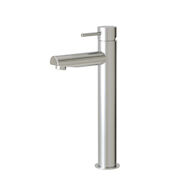 TALL SINGLE HOLE LAVATORY FAUCET, 61020, Polished Chrome, medium