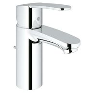 EUROSTYLE COSMOPOLITAN BATHROOM SINK FAUCET, StarLight Chrome, medium