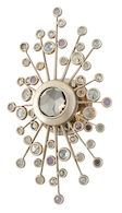 BIG BANG 1-LIGHT WALL SCONCE, Silver Leaf, medium